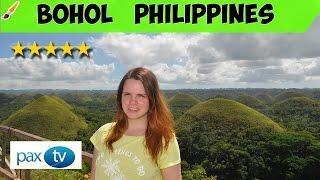 Бохол Филиппины - достопримечательности острова  || Review Bohol Island Philippines /// GOPRO 4
